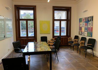 CA Institute Classroom